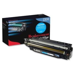 IBM Toner Cartridge - Remanufactured for HP (CF331A) - Cyan - Cyan
