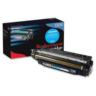 IBM Toner Cartridge - Remanufactured for HP (CF031A) - Cyan - Cyan