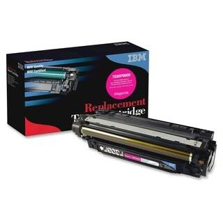 IBM Toner Cartridge - Remanufactured for HP (CF033A) - Magenta - Magenta