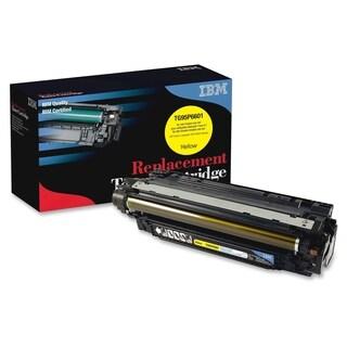 IBM Toner Cartridge - Remanufactured for HP (CF032A) - Yellow - Yellow