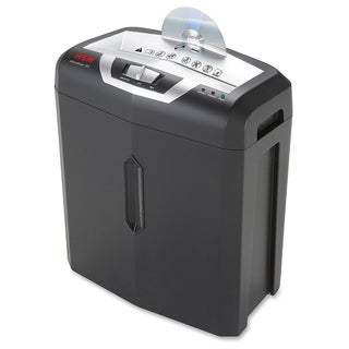 HSM Shredstar X5 Cross-cut Shredder - Black/Silver