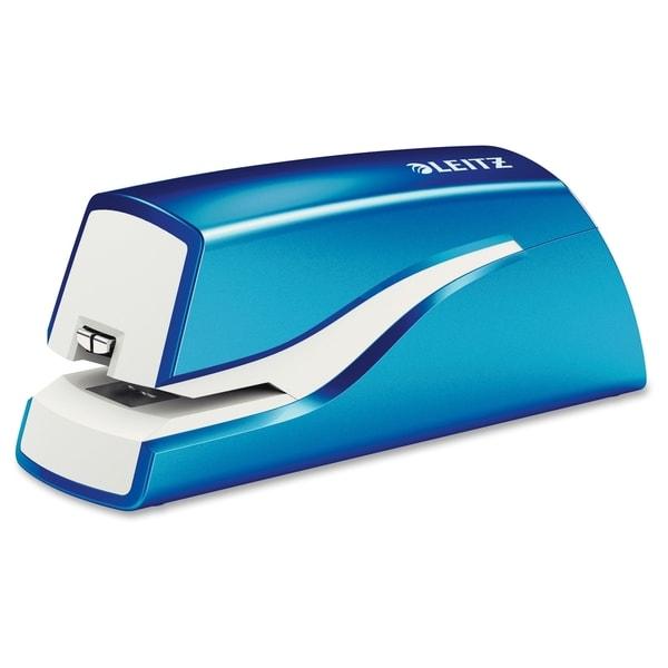 Leitz NeXXt Electric Stapler - Blue