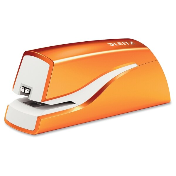 Leitz NeXXt Electric Stapler - Orange