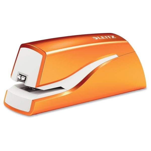 Leitz NeXXt Electric Stapler - Orange