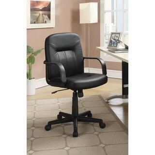 Manhattan High Back Black Office Chair 12040126