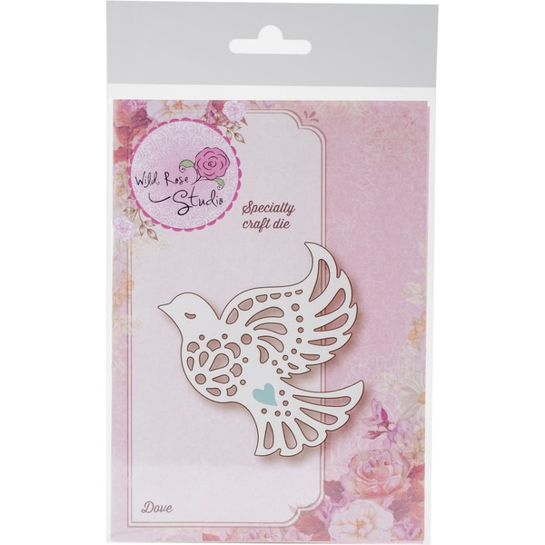 Wild Rose Studio Specialty Die Dove