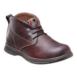 Boys' Florsheim Flites Chukka Jr. Burgundy Leather