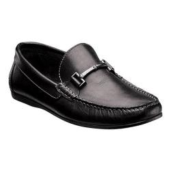 Men's Florsheim Jasper Bit Black Smooth Leather
