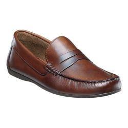 Men's Florsheim Jasper Penny Brown Smooth Leather