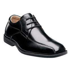 Boys' Florsheim Reveal Bike Ox Jr. Black Smooth Leather