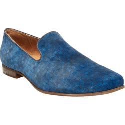 Men's Steve Madden Eldred Loafer Blue Suede