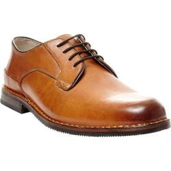 Men's Steve Madden Leega Oxford Tan Leather