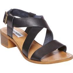 Women's Steve Madden Lorelle Sandal Black Leather