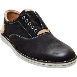 Men's Steve Madden Rothman Sneaker Black Leather
