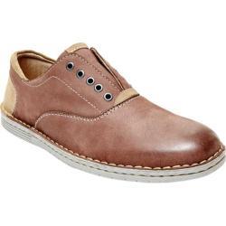 Men's Steve Madden Rothman Sneaker Tan Leather