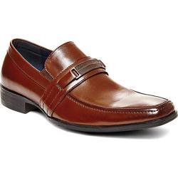 Men's Steve Madden Shoore Penny Loafer Tan Leather