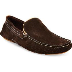 Men's Steve Madden Vaporrr Loafer Brown Nubuck