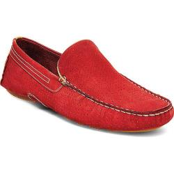 Men's Steve Madden Vaporrr Loafer Red Nubuck