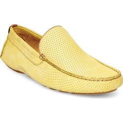 Men's Steve Madden Vaporrr Loafer Yellow Nubuck