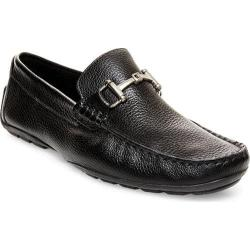 Men's Steve Madden Zorzi Penny Loafer Black Leather