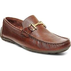 Men's Steve Madden Zorzi Penny Loafer Brown Leather