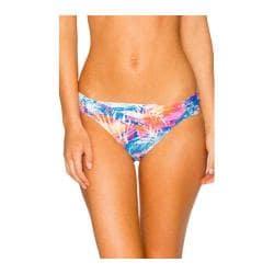 Women's Sunsets Side Shirred Pant Island Heat