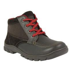 Boys' Florsheim Trektion Hiker Brown Leather