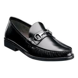 Men's Florsheim Tuscany Bit Black Smooth Leather
