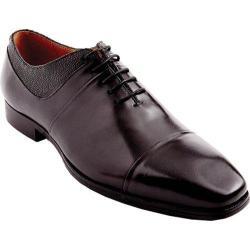 Men's Steve Madden Mandible Oxford Black Leather