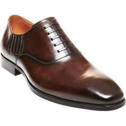 Men's Steve Madden Manifest Oxford Brown Leather