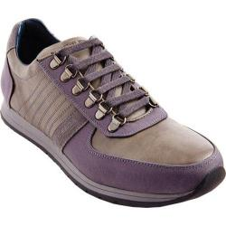 Men's Steve Madden Nexxis Sneaker Grey Leather/Textile