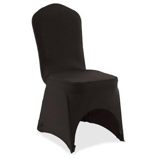 Iceberg Banquet Chair Cover - Black