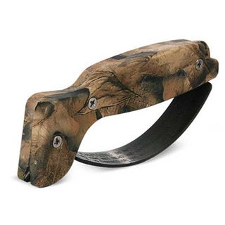 Accusharp Camouflage Steel/Plastic Knife and Tool Sharpener