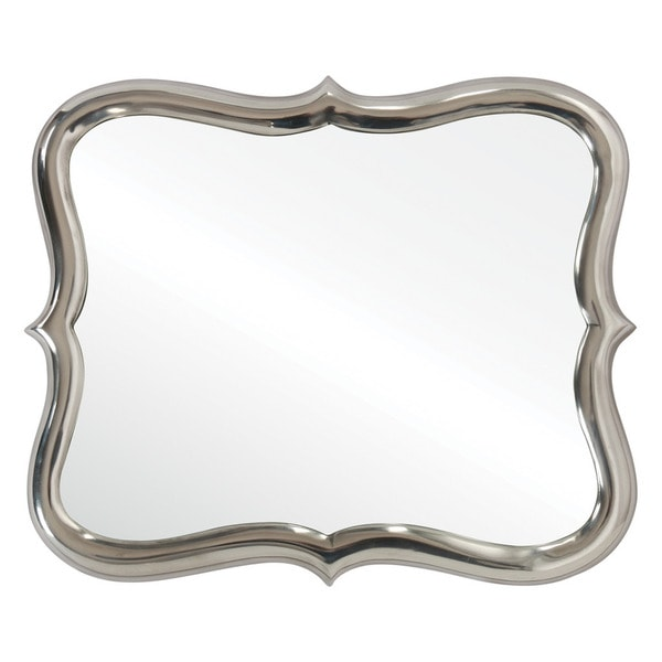Orpheus Framed Rectangular Wall Mirror