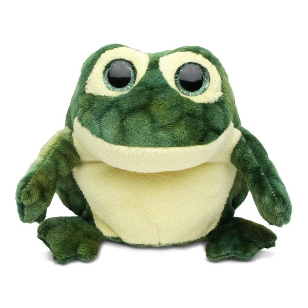 Puzzled Frog Super Soft Plush 19588213