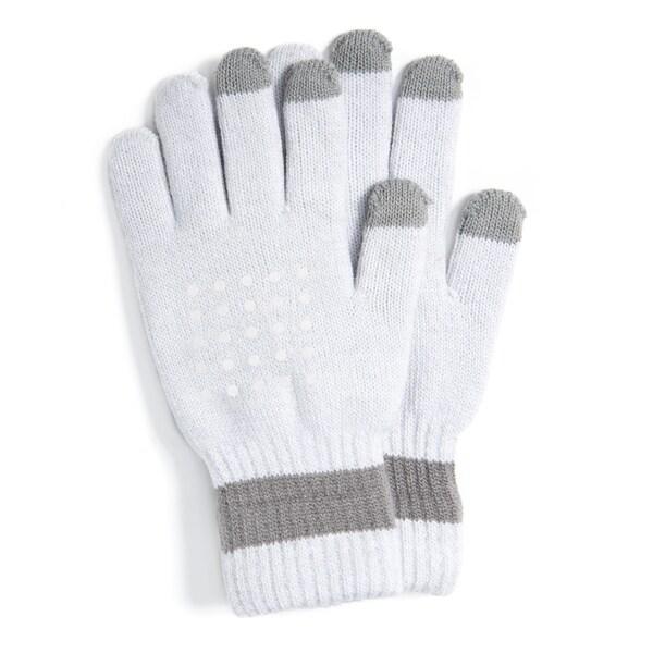 Muk Luks Women's Acrylic Touchscreen Gloves 19588584