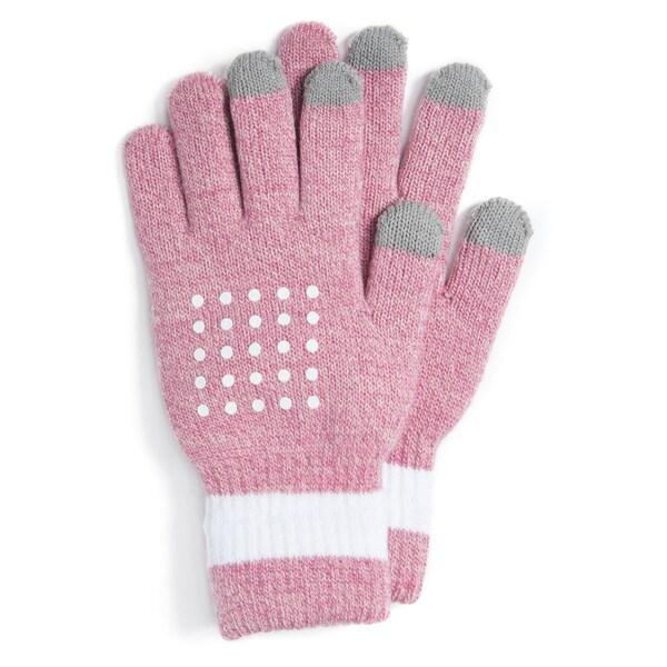 Muk Luks Women's Acrylic Touchscreen Gloves 19588621