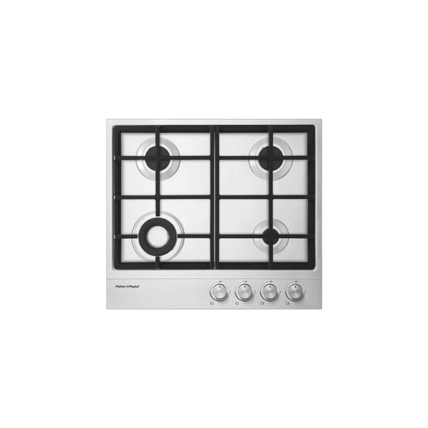 DCS Fisher & Paykel Stainless Steel 24-inch Gas Cooktop