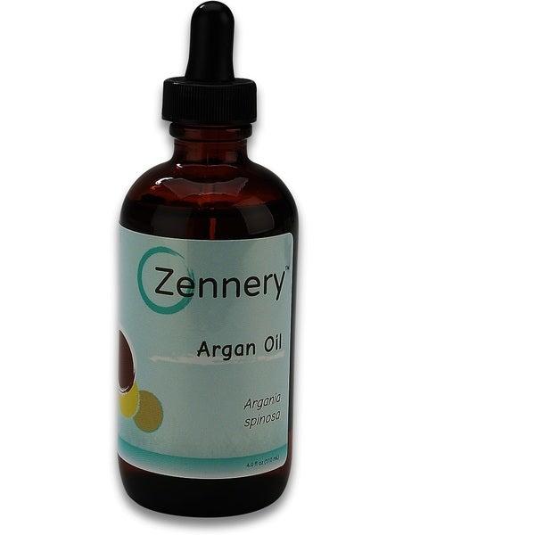 Zennery 4-ounce 100% Pure Argan Oil