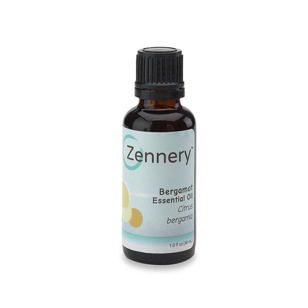 Zennery 1-ounce 100-percent Pure Bergamot Essential Oil