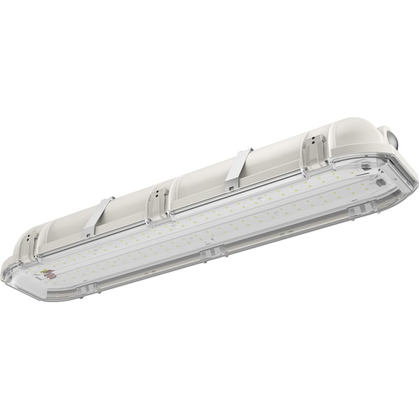 Lithonia Lighting DMW2 L24 4000LM AFL MD MVOLT GZ1 50K 80CRI Wet Location 2 ft. Vapor Tight Luminaire 19590495