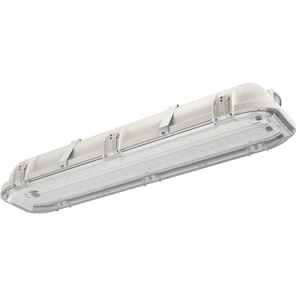 Lithonia Lighting DMW2 L24 2000LM AFL MD MVOLT GZ1 50K 80CRI Wet Location 2 ft. Vapor Tight Luminaire 19590497