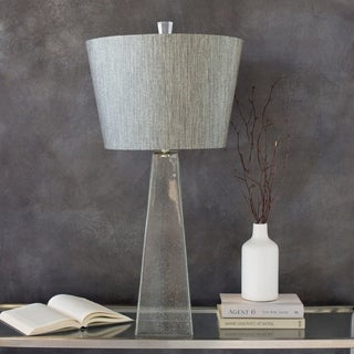 La Rochelle Table Lamp with Glass Base