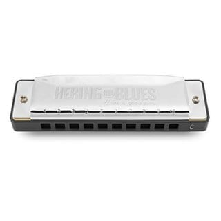 Hering Harmonicas 2020A Diatonic Blues Harmonica (Key of A)