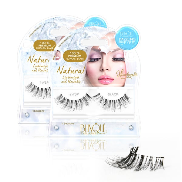 Blinque WSP False Eyelashes (Pack of 2)