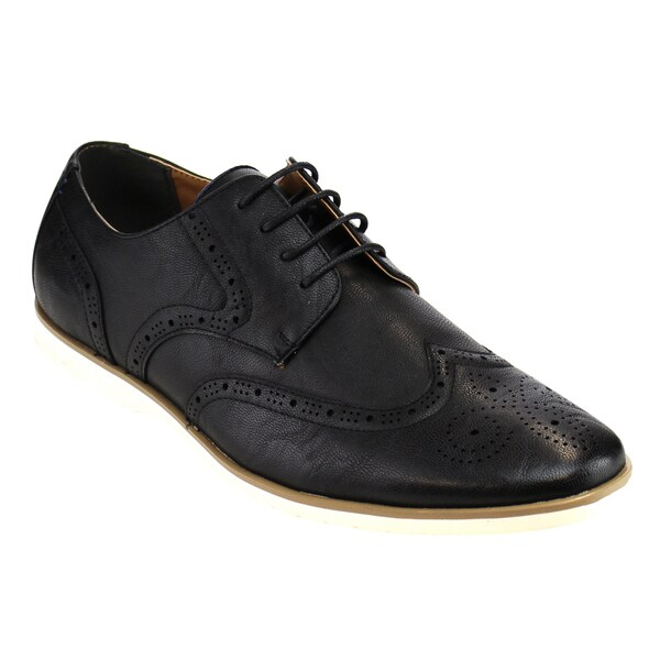 Arider Men's Brogued Oxfords