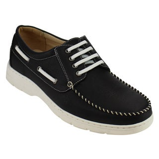 Arider Men's Boat Oxfords