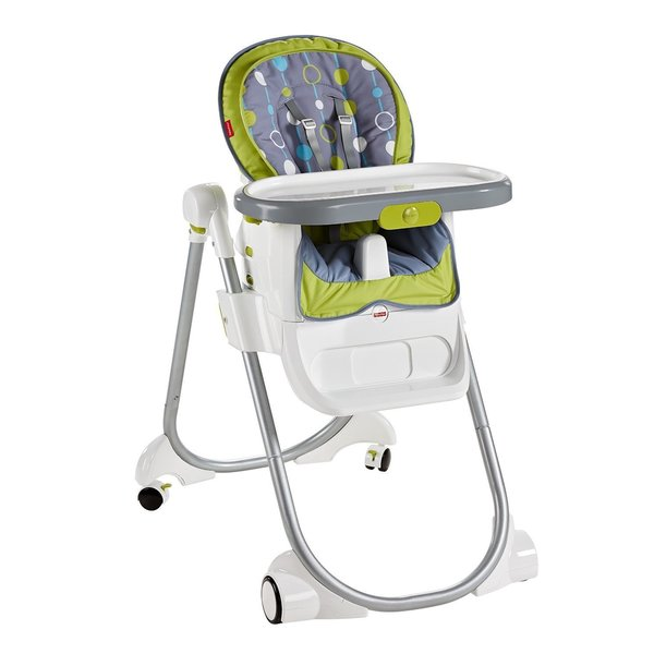 Fisher-Price 4-in-1 Total Clean High Chair 19592396