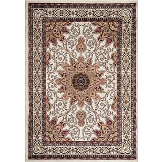 Persian Rugs Oriental Traditional Muilti Colored Area Rug (7'10 x 10'2)