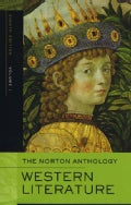 The Norton Anthology Of Western Literature: The Ancient World Through the Renaissance (Paperback)